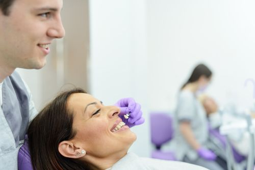 Take your smile to the next level with porcelain veneers